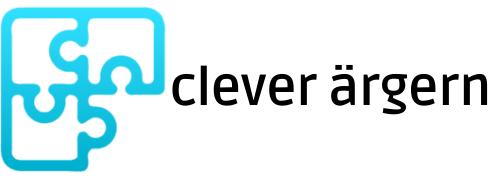 clever ärgern - mehr leben